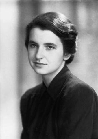 Nacimiento de Rosalind Elsie Franklin