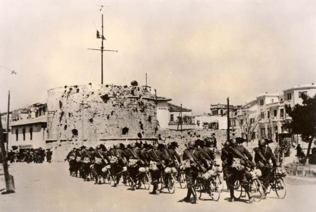 Ocupación de Albania