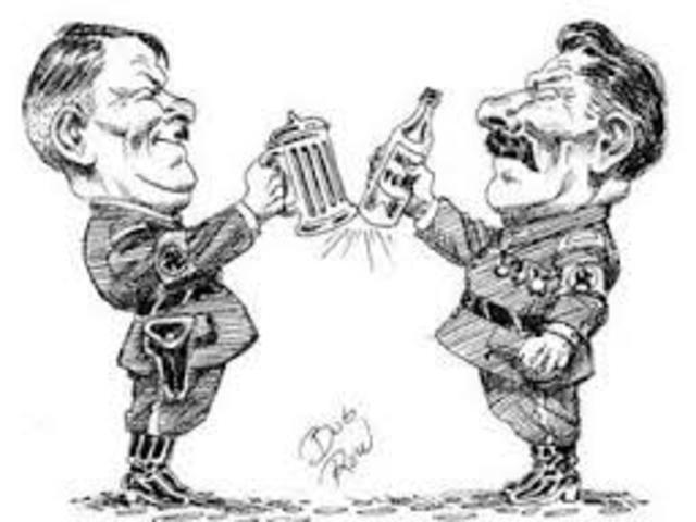 Pacto germanosoviético