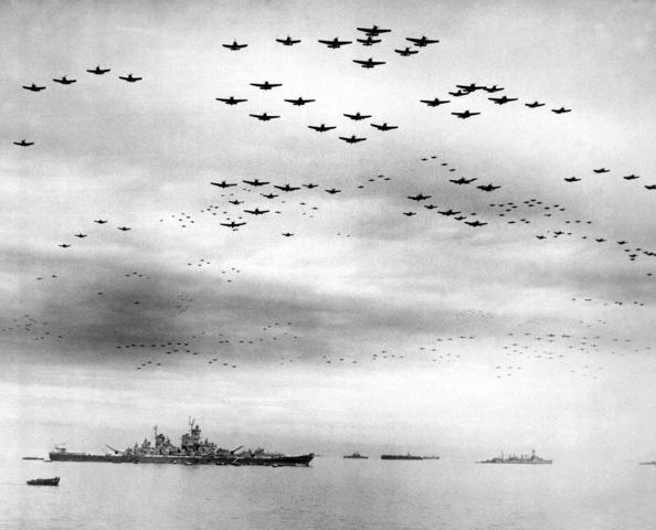 Air raid on Tokyo