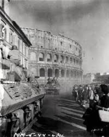Liberación de Roma