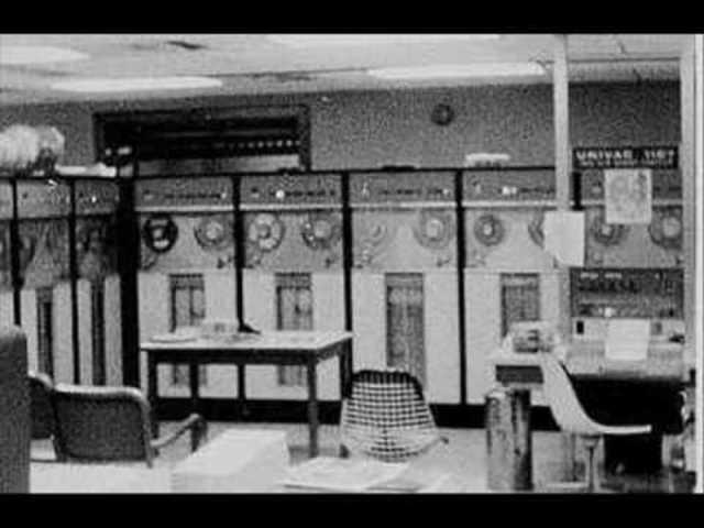 1951 a 1958. Primera generacion de computadoras.