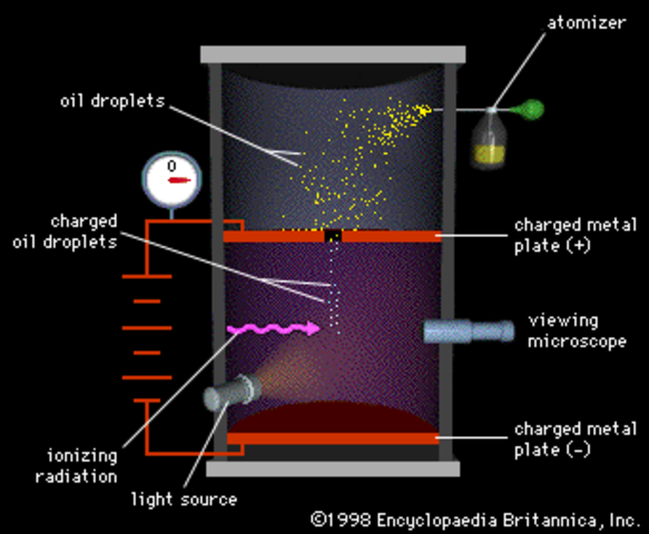 Mass and Weight of the Electron