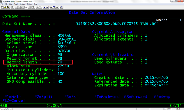 Desarrollo Primer Compilador - COBOL