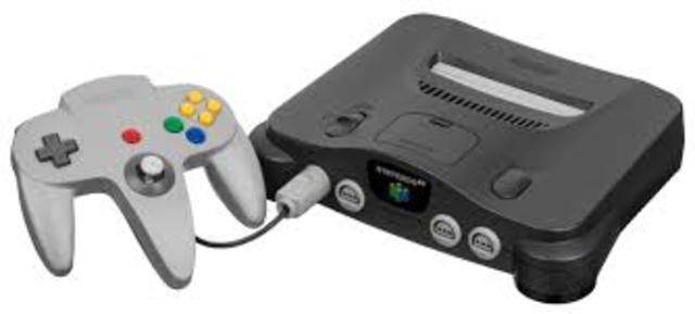La creacion de la Nintendo 64