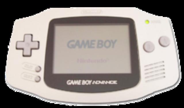 Lanzamiento de la Game boy advance