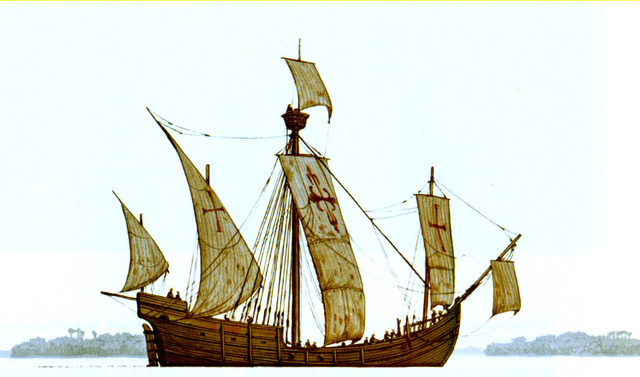 New Maritime Technology (Caravel and Sexton)