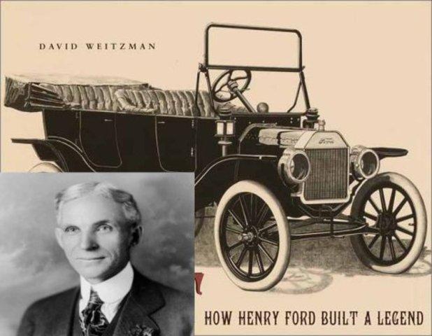 Ford Goes Bioplastic