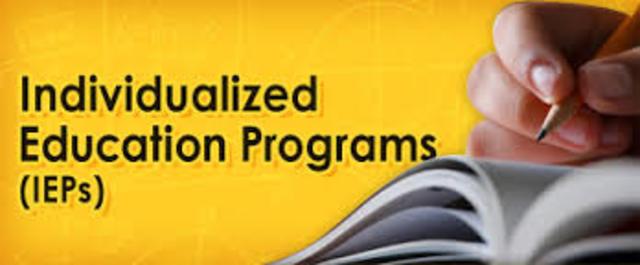 IEP or Individual Education Plan