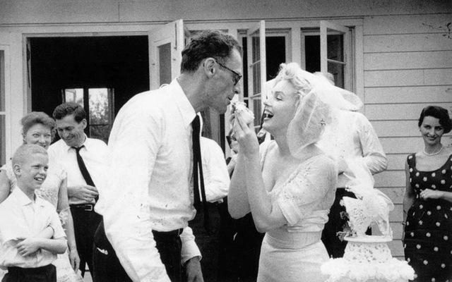 Третий брак   за драматурга Артура Миллера