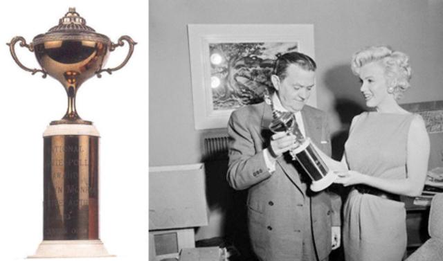 «Национальная  премия кино» за «Лучшую женскую роль 1953 года».