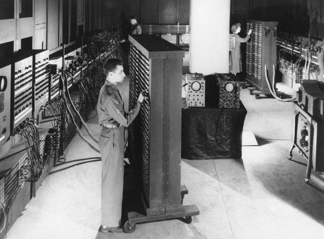 ENIAC, Primer ordenador de la Primera Generación