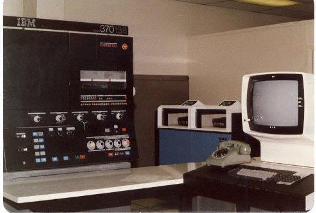 IBM 370, el ordenador más famoso en la Tercera Generación
