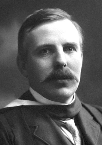 Ernest Rutherford won the Nobel Prize for Chemistry