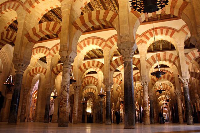 Umayyad caliphate becomes ruler of the Iberian Peninsula (Andalus)