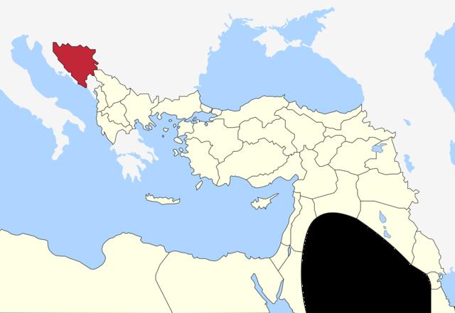 Ottomans conquer Bosnia