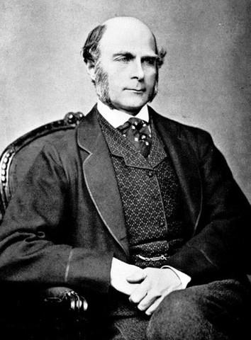 Francis Galton ( gran bretaña)