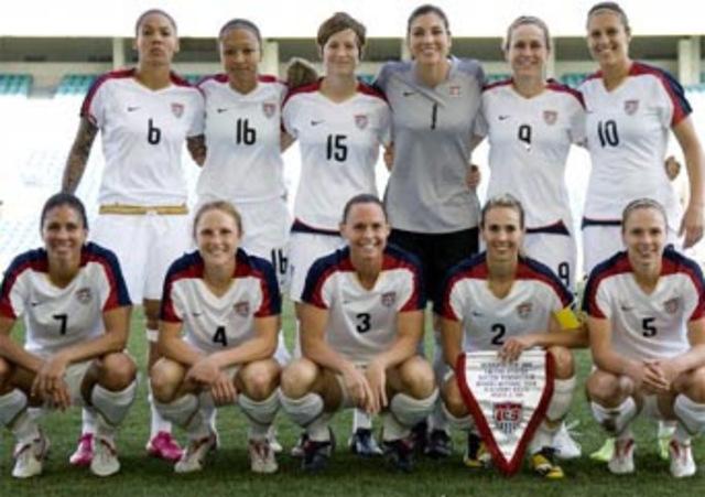 Women's Team Stats