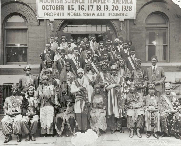 The Moorish Science Temple of America