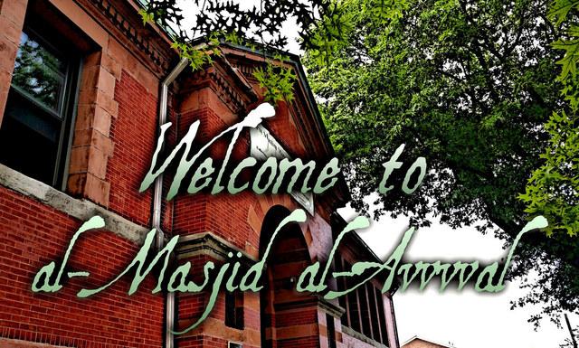 First Muslim Mosque of Islam