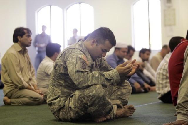 Islam is Recognized