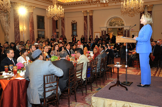 Eid al-Fitr at the White House