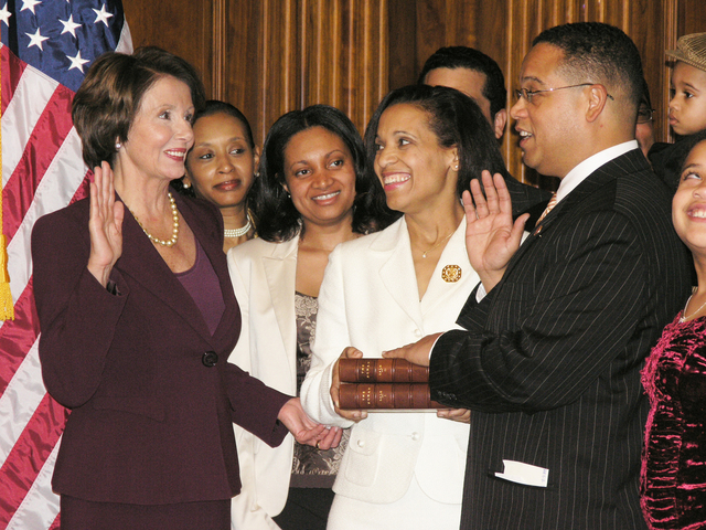 First Muslim Elected to Congress