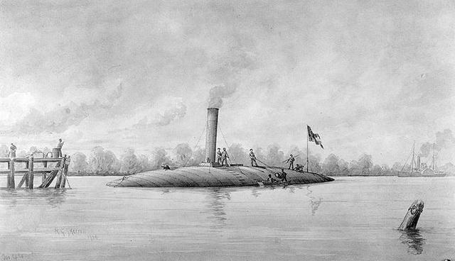 First US Ironclad
