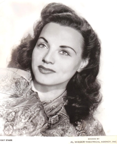 """Kay Starr releases """"Rock and Roll Waltz"""""""