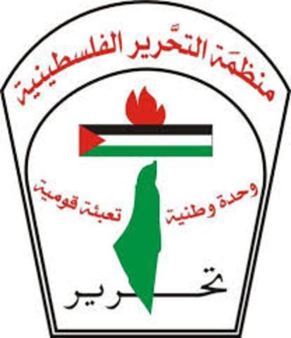 Founding of the Palestine Liberation Organization