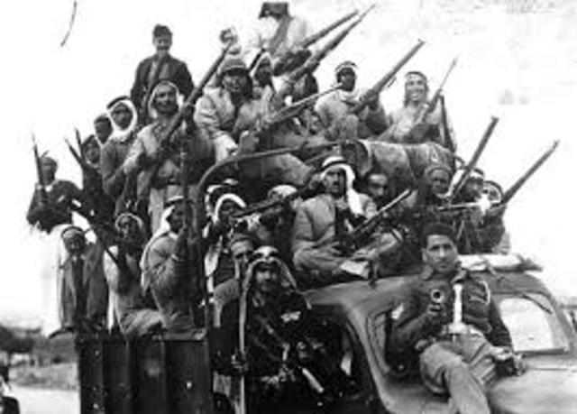 War declaration upon the PLO