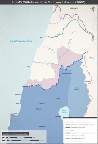 Israeli withdrawal from Lebanon