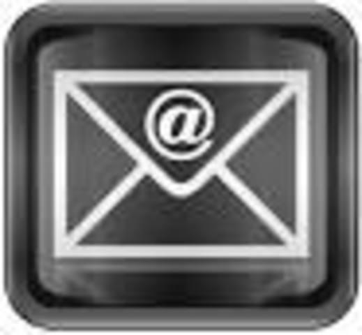 Primer correo electrónico enviado
