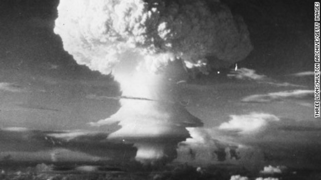 Hydrogen bomb (H-bomb)