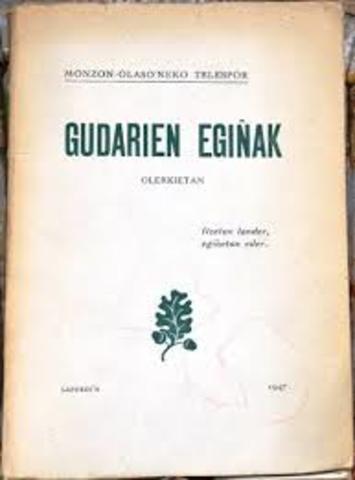 Gudarien Egiñak (1947 T. Monzon)