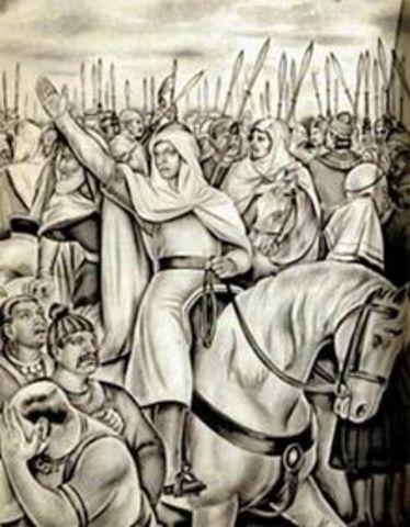 Muhammad Bin Qasim's Death