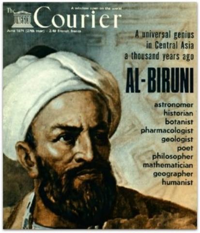 Death of Al-Biruni