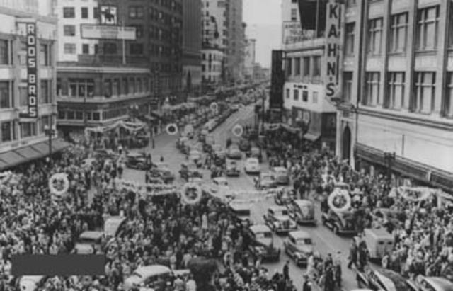 Strikes of 1946