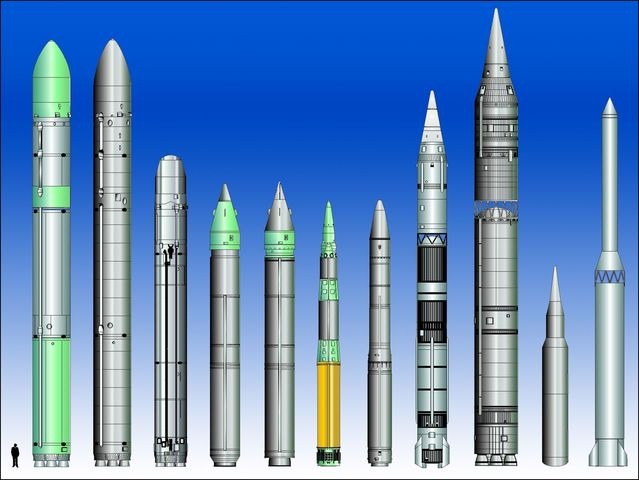 First US Working ICBM