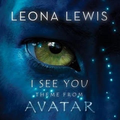 Leona sings theme to 'Avatar'