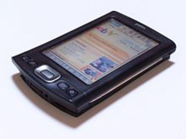 Palm-Pilot launched