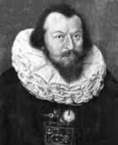 Wilhelm Schickard inventa la primera máquina de calcular