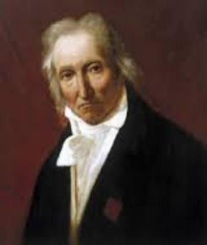 el francés Joseph Jacquard inventa para su máquina de tejer brocados una tarjeta perforada