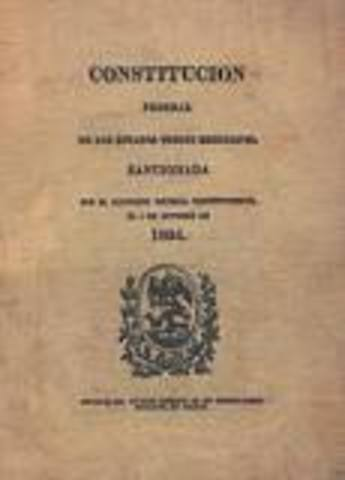 Mexican Federal Constitution of 1824