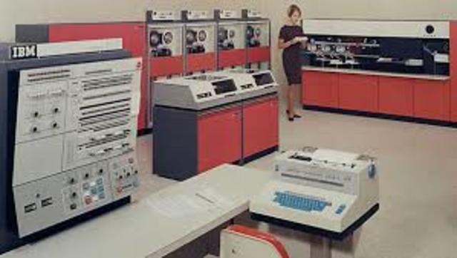 aparición del IBM 360 marca el comienzo de la tercera generación