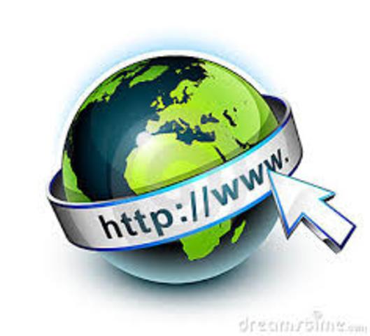 se crea el World Wide Web