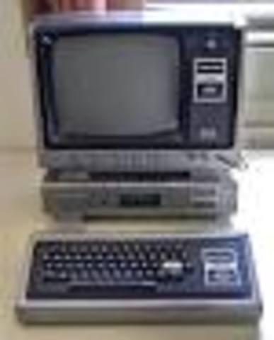 IBM. Continúo con otros modelos (tambor magnético).