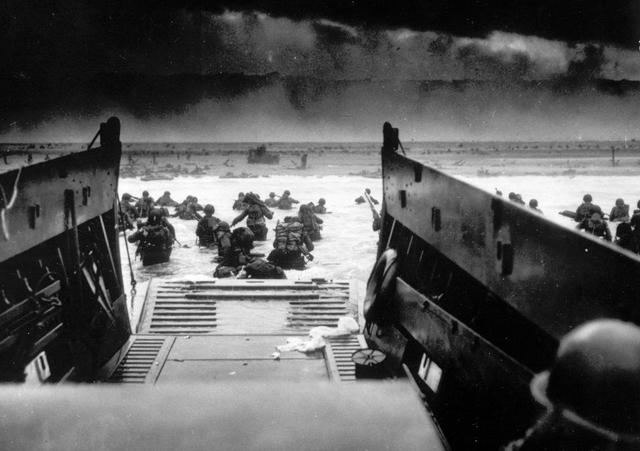 D Day (Invasion of Normandy)
