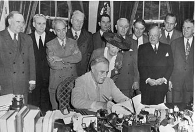 GI Bill (Servicemen's Readjustment Act 1944)