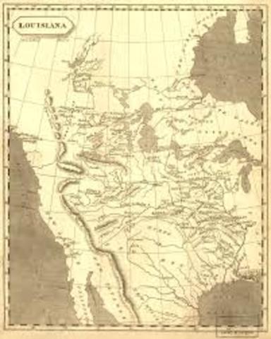 Louisiana Purchase and Adams-Onis Treaty